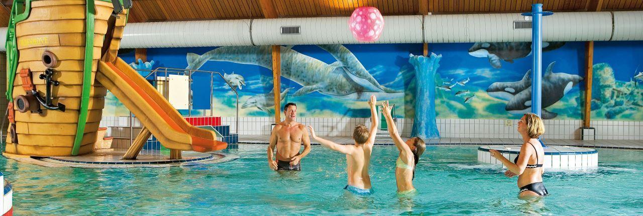 Zwemmen Bij Landal Coldenhove