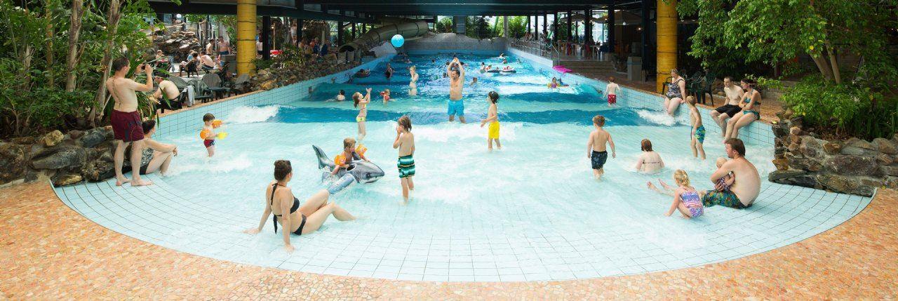 Het Vennenbos Zwembad.Dagrecreatie Bij Landal Het Vennenbos