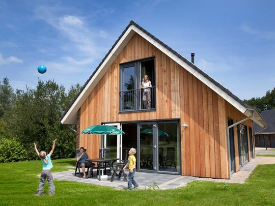 Landal aelderholt - Exterieur ingang eigentijds huis ...