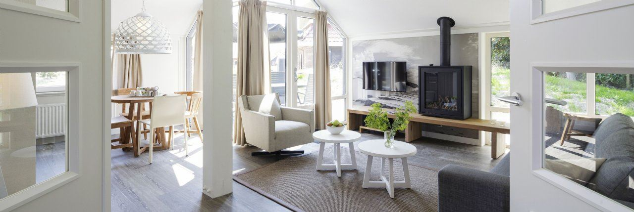 Extra luxe accommodaties van Landal GreenParks